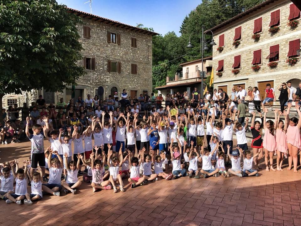1° edizione Festa delle bambine e dei bambni