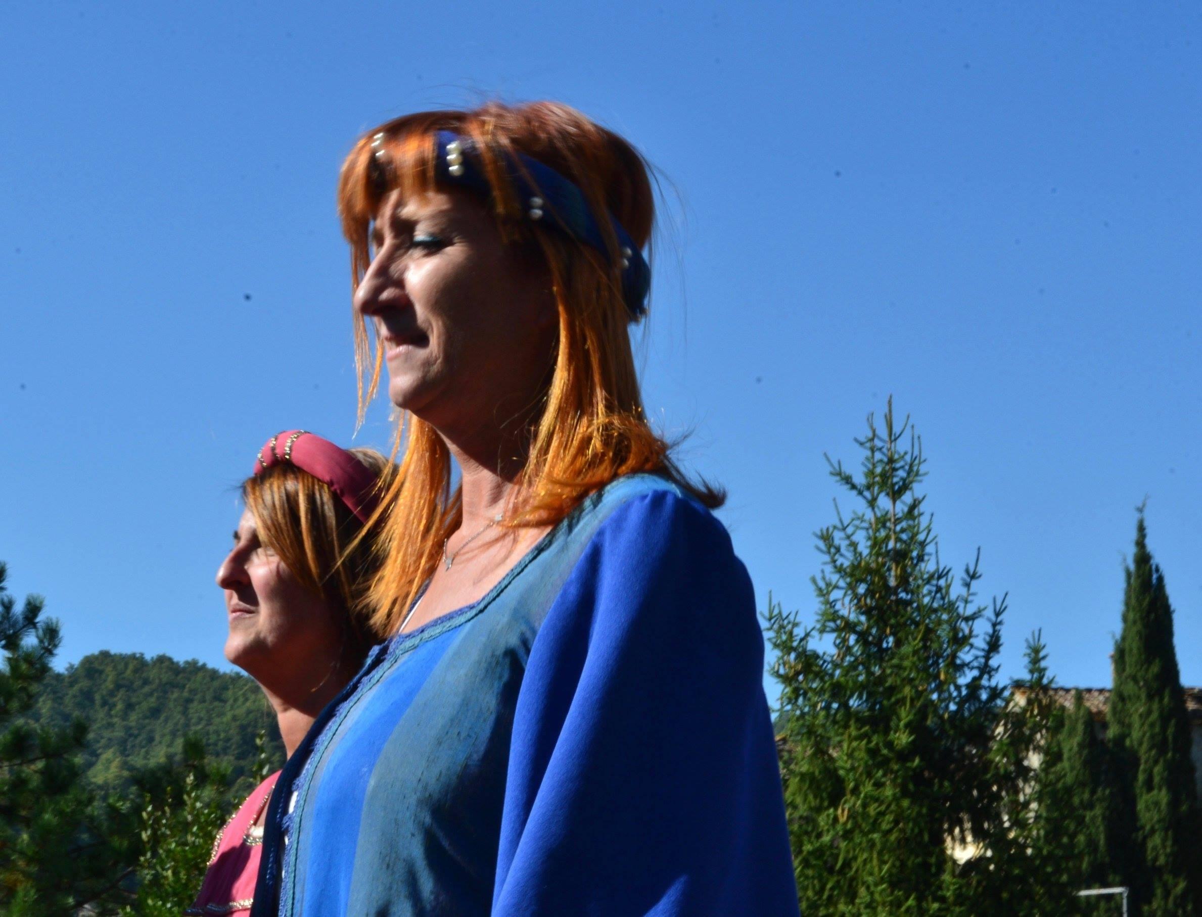 Madama Cristina e Madama Monica in corteggio