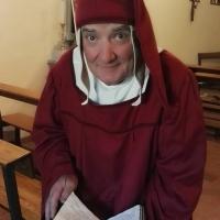 Dante in preghiera