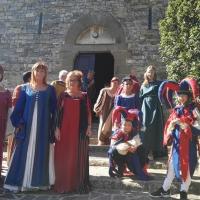 Madame, cavalieri e giullari alla chiesa di San Michele