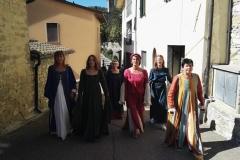 Le dame del castello di Lierna