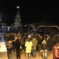 Festa in piazza la Vigilia di Natale 2
