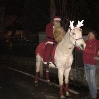 """Babbo Natale e """"Fiocco"""""""