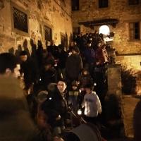Camminata delle lanterne nel borgo storico 1