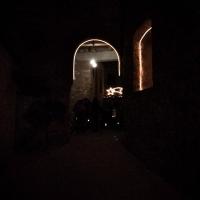 Camminata delle lanterne nel borgo storico 4
