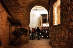 Camminata delle lanterne nel borgo storico 5