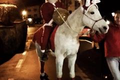 Arrivo di Babbo Natale 1