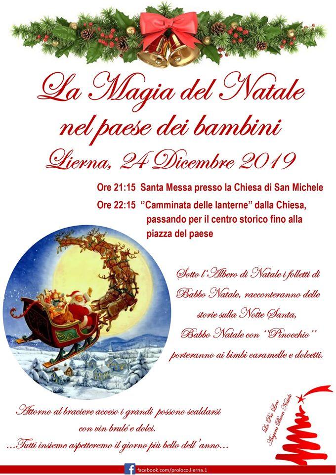 La Magia del Natale nel Paese dei Bambini