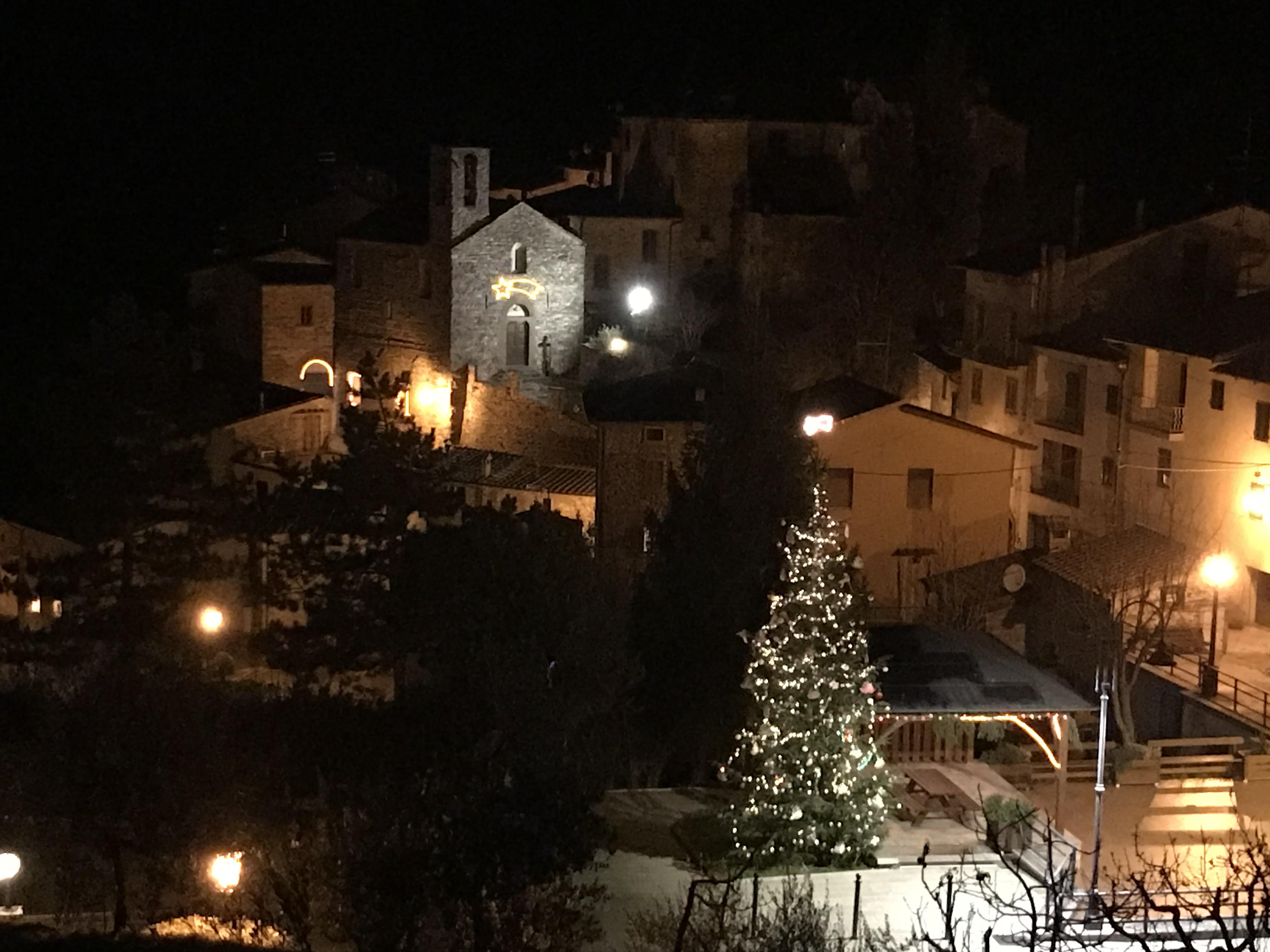 Vigilia di Natale a Lierna 1