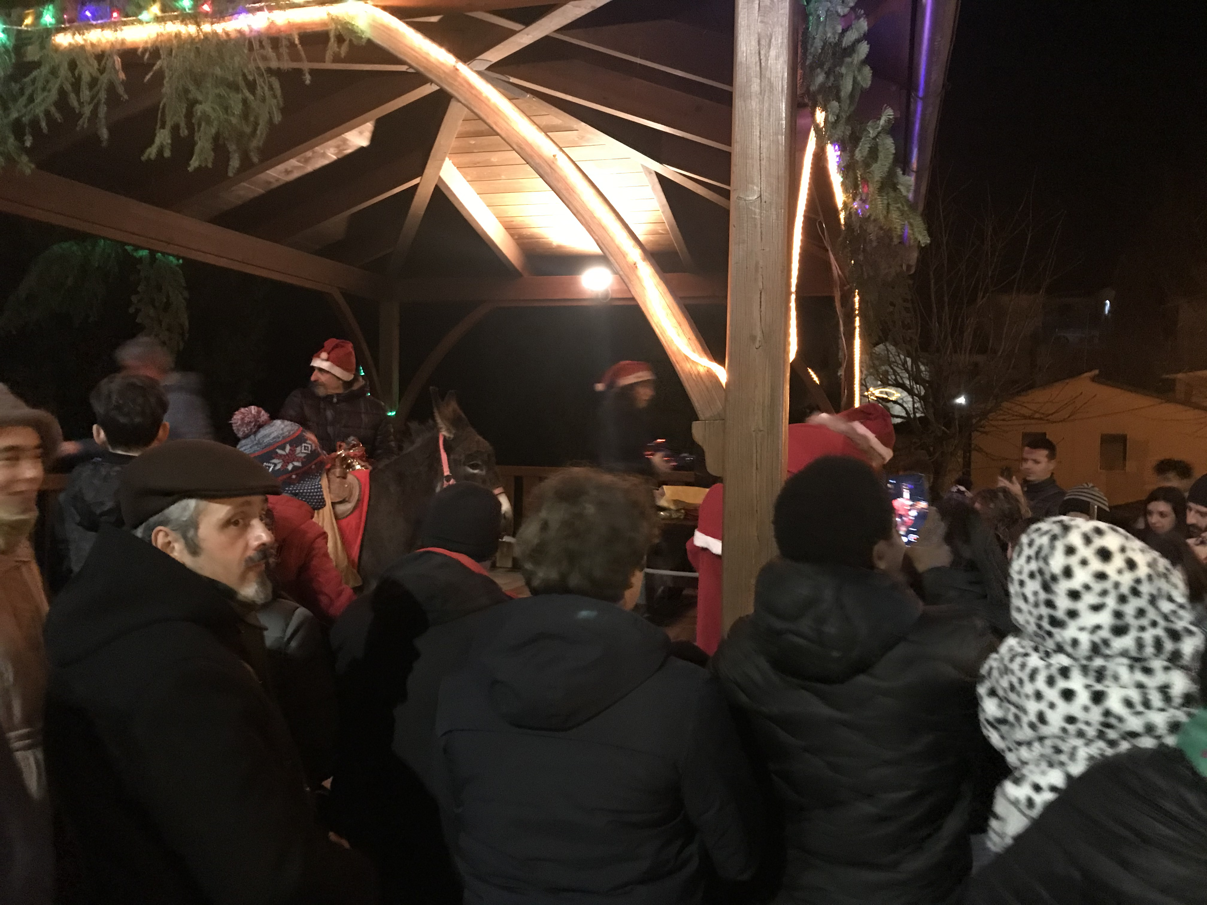 Festa in piazza la Vigilia di Natale 3