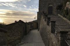 Tramonto sulla Chiesa di San Michele 3
