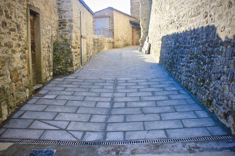 Riqualificazione borgo storico