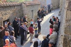 Inaugurazione riqualificazione borgo storico