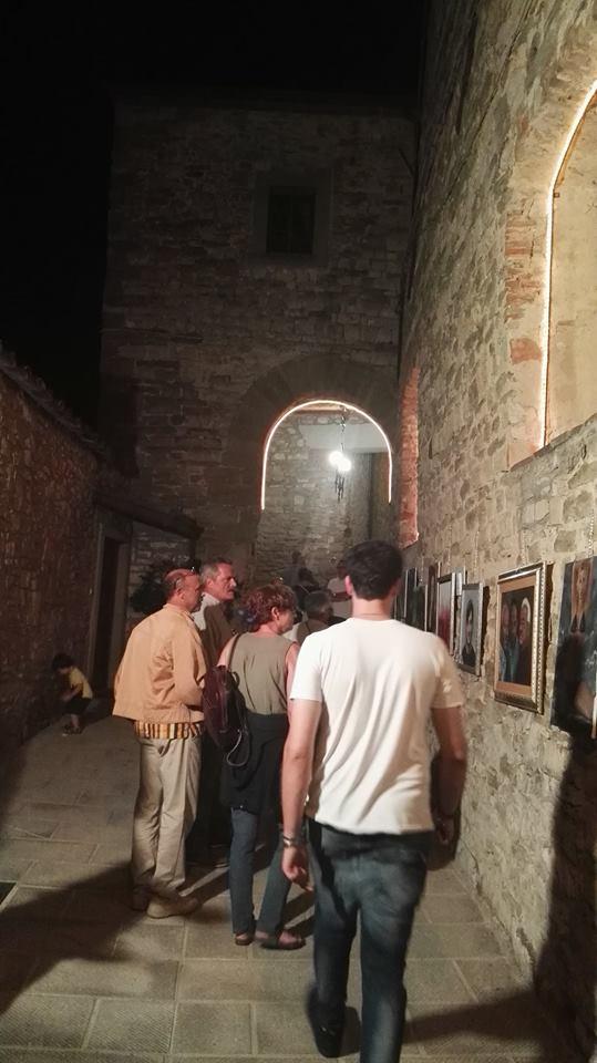 Mostra d'arte ed antichi mestieri nel vecchio borgo 3