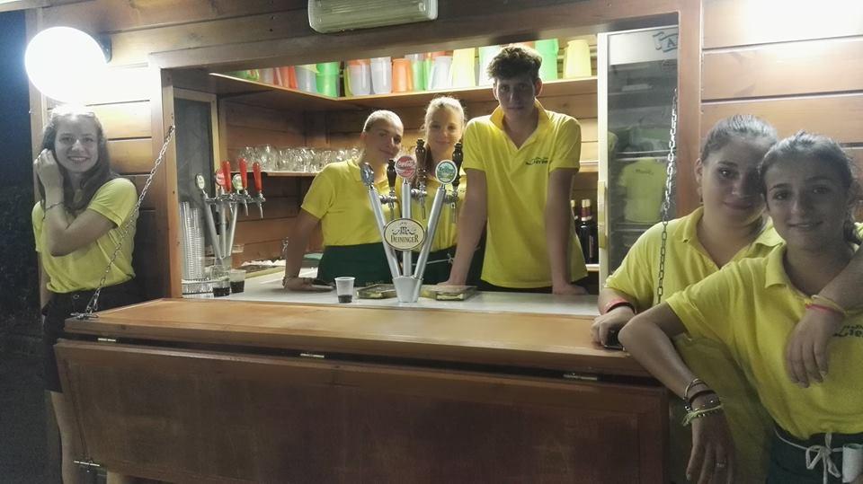 Staff bar