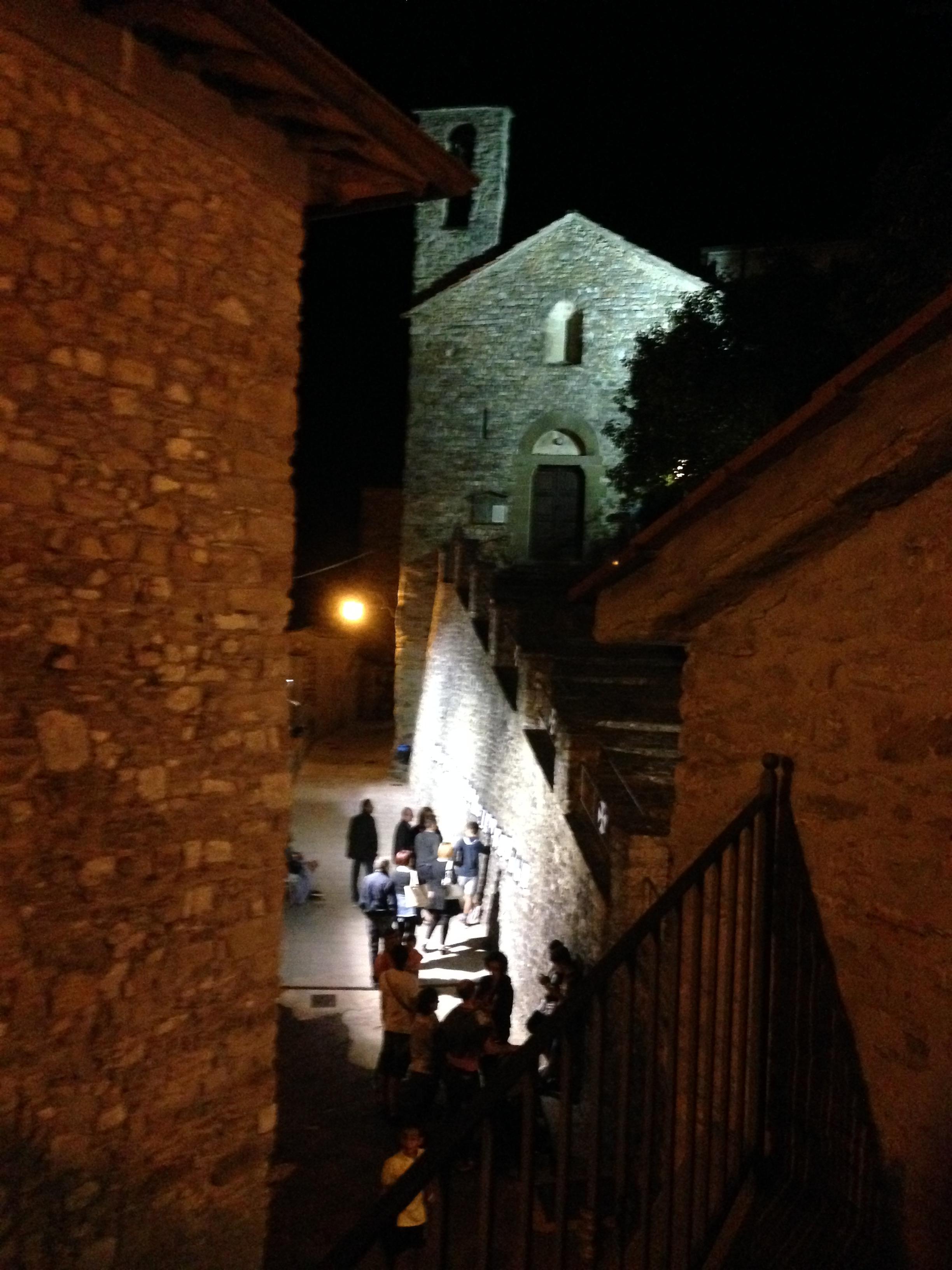 Mostra d'arte e antichi mestieri nel borgo 4