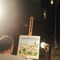 Mostra d'arte ed antichi mestieri nel vecchio borgo 2