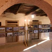 Mostra all'interno del castello