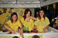 Le ragazze del Barrana